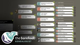 Genealogy Methodology:  View Your Family Tree a Different Way