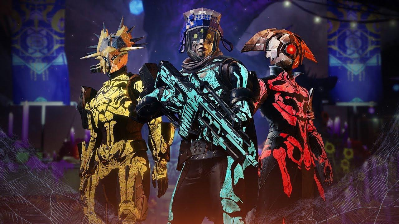 Destiny 2: Bastion des Ombres –Bande-annonce de la Fête des âmes perdues [FR]