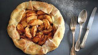 Une recette délicieuse et facile à réaliser de galette (ou tarte) a...