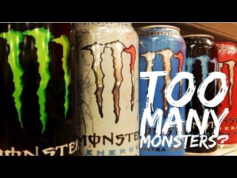 My OCD | How Many Monsters Do I Drink?