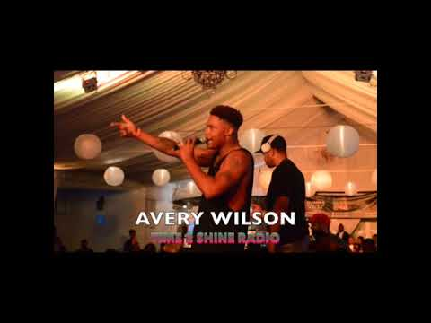 Avery Wilson At ATL Live On The Park: TIME 2 SHINE RADIO
