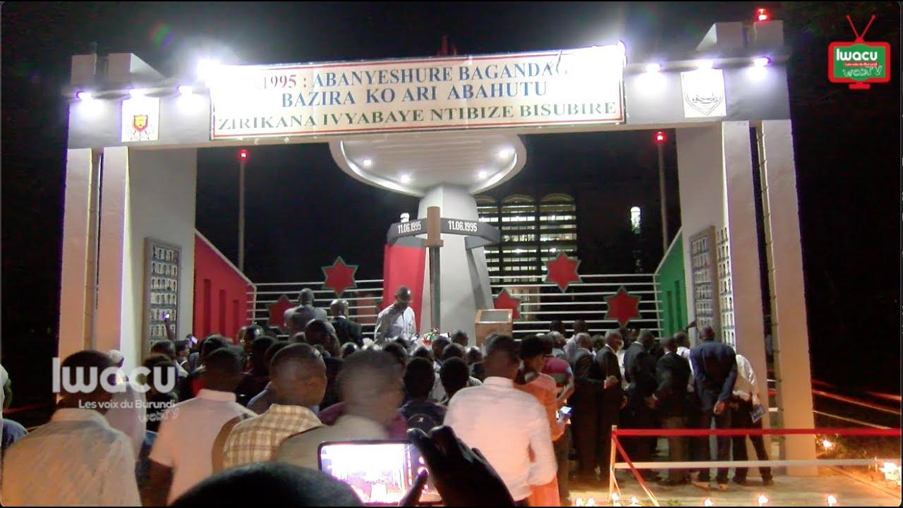 Fait du jour: Commémoration du 25ème anniversaire des massacres des étudiants « Hutu » de 1995