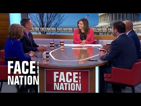 Face The Nation: Jay Inslee, Michelle Lujan Grisham, Ben Domenech