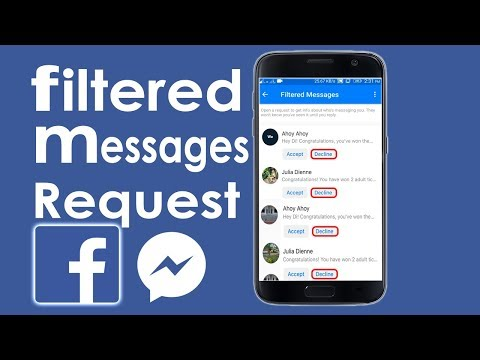 Find Hidden and Filtered Message Requests on Facebook (2019