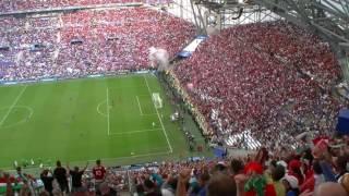 Izland-Magyarország 1-1- az egyenlités ahogy még garantáltan nem láttad
