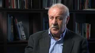 Vicente Del Bosque: Werden Stil nicht ändern | Spanien - Weißrussland | EM-Quali