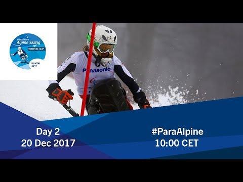 2017 World Para Alpine Skiing World Cup | Kuhtai | Day 2