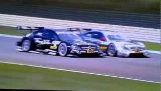 2012 DTM 1st Hockenheim part1