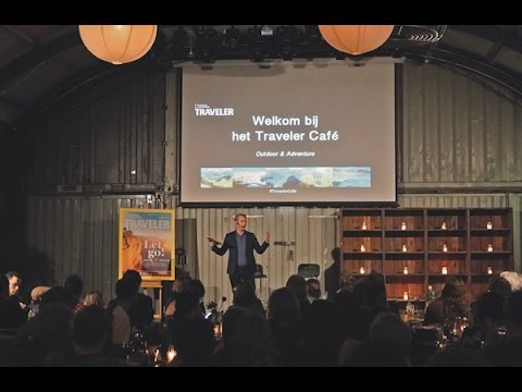 National Geographic Traveler Café 2016 | Outdoor & Adventure