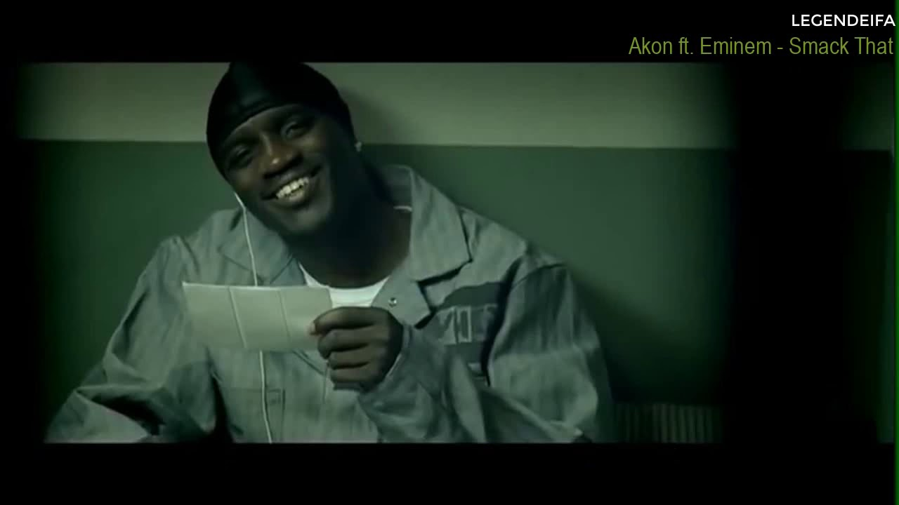 Akon Ft Eminem Smack That Legendado Youtube