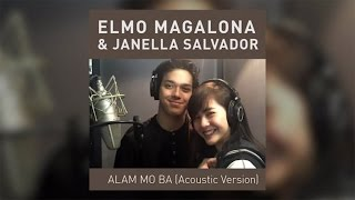 Repeat youtube video Elmo and Janella - Alam Mo Ba (Acoustic Version Official Song Preview)