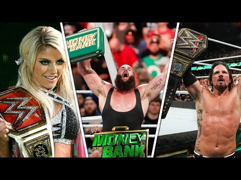 MONEY IN THE BANK 2018 | REVIEW