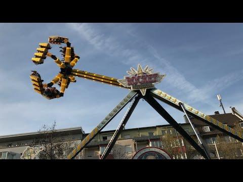 Rocket - Hartmann (Offride) Video Hörder Frühling Dortmund Hörde 2017