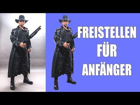Photoshop Challenge #04 Freistellen Für Anfänger