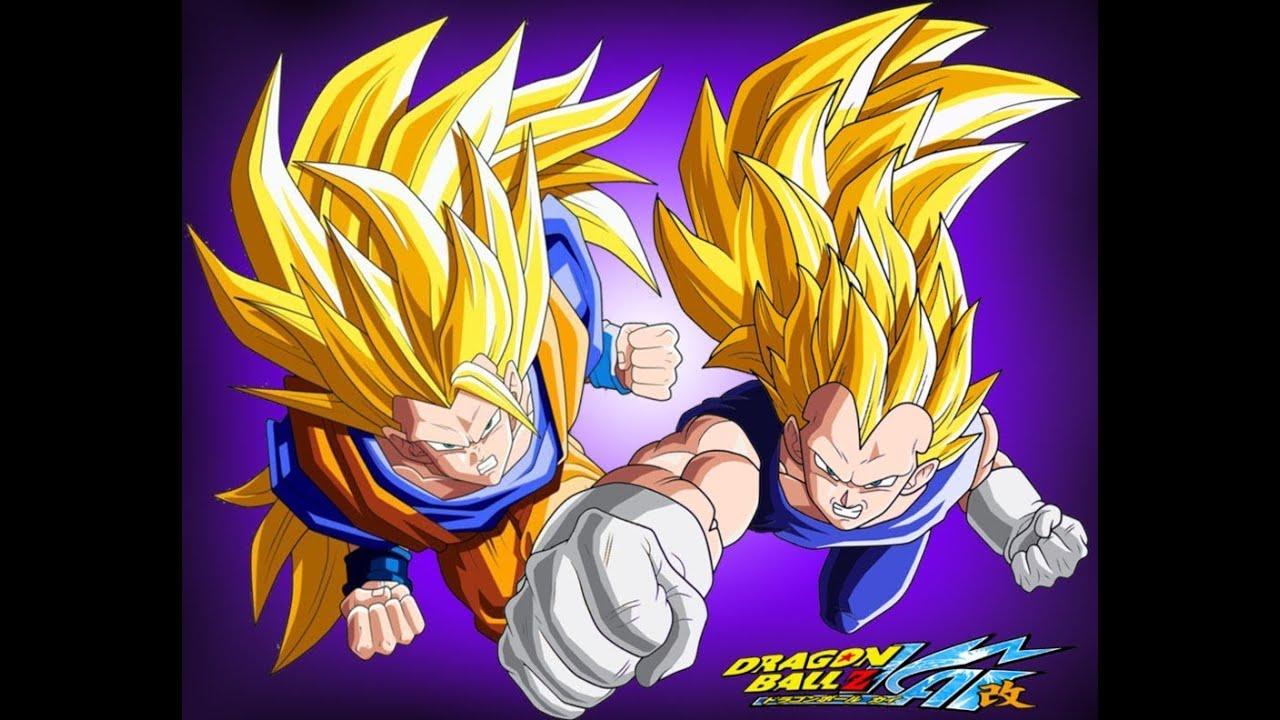 dragon ball raging blast 2: goku ssj3 vs vegeta ssj3 - YouTube