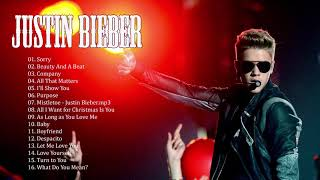 The Best Of Justin Bieber | Justin Bieber Greatest Hits Full Album | Best Pop Songs Playlist 2019