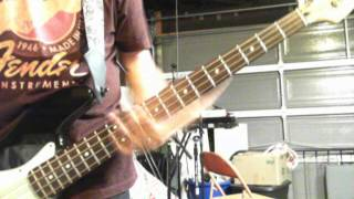 """Alsatian Cousin"" By Morrissey (Bass Only) Cover -Brian Soto"
