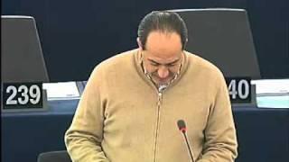 Paolo de Castro, Presidente della Commissione Agricoltura, interviene nel dibattito in Aula sul programma di aiuti alimentari agli indigenti