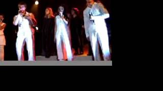 Stacie Orrico, Plus One and Rachael Lampa - When Your Spirit Gets Weak Live 2001
