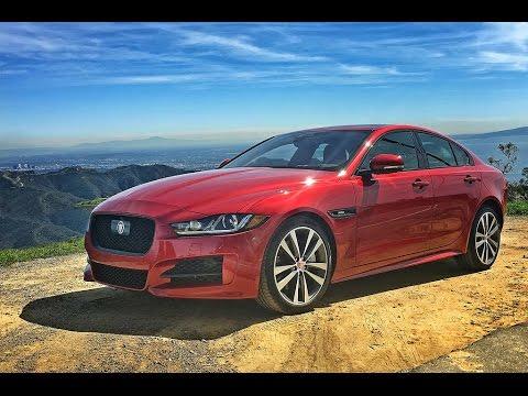 Jaguar XE 2017 Car Review