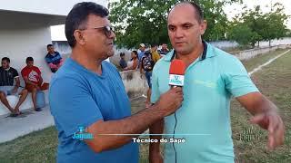 Entrevistas Maguari 0 x 5 Sapé