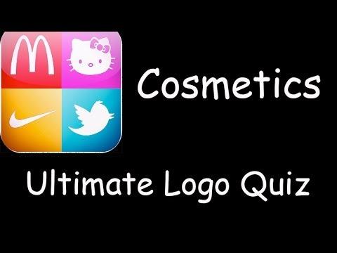 Ultimate Logo Quiz. Cosmetics - YouTube
