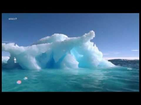 ||| Emotional Music Poles Touch - Art In Icebergs |||