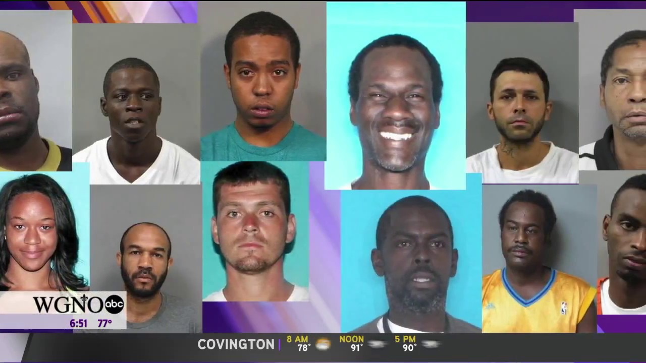 One of the largest under cover drug busts in New Orleans history