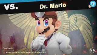 Super Smash Bros. Ultimate - Aventura - 064 - Dr. Mario