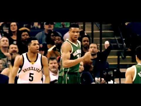 """Giannis Antetokounmpo Highlights 