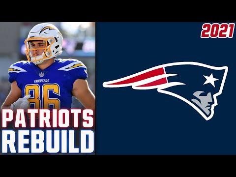 New England Patriots REBUILD | 2021 NFL Free Agency | 2021 NFL Draft (Patriots Offseason 2021)