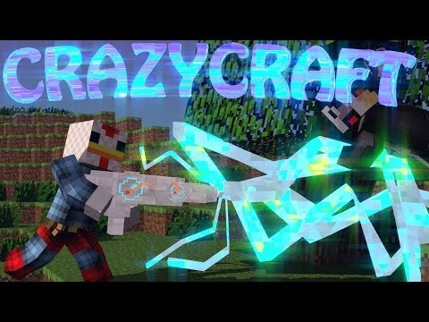 how to make a crazy craft server oin a mac