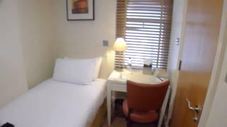 Kensington House Hotel Kensington London 2014 single room Lumix LX5