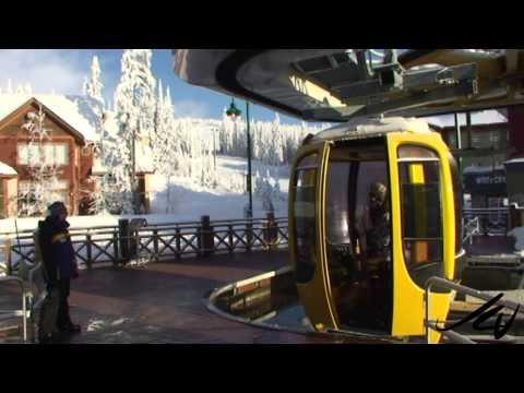 Big White Ski Resort - British Columbia