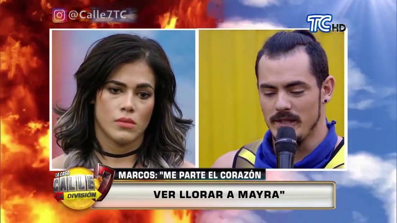 michelena le propuso matrimonio a mayra y ella le dijo que si - YouTube