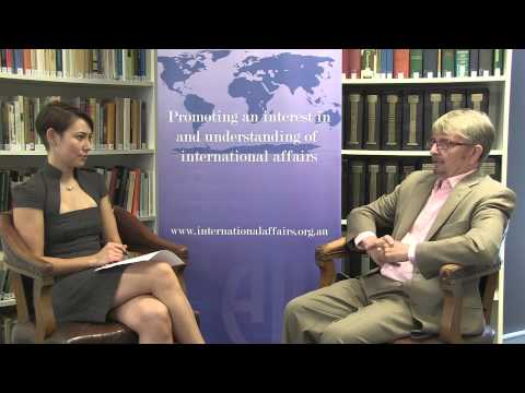 Interview with Dr Stephen Sherlock on Indonesia's Parliament and the Relevance of Oppositions