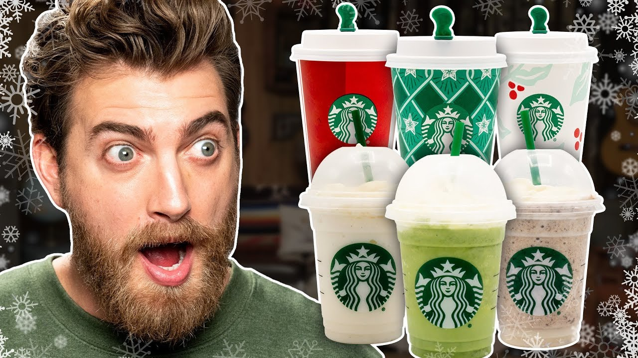 Starbucks Year-Round Holiday Drinks Taste Test image