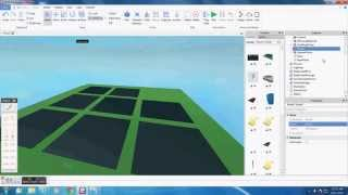 ROBLOX: How to make a build to survive game(HD)