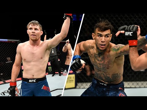 UFC Vegas 12: Mitchell vs Fili - Fight Preview