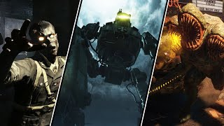 The Evolution of Call of Duty Zombies [2008-2020]
