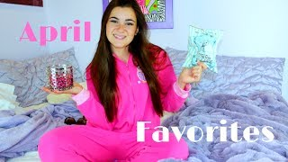 April Favorites! + How to: Strawberry Banana Smoothie Thumbnail