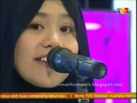 Najwa Latif - Carta Hati - Live On TV3 (2011)