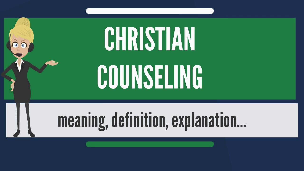 biblical counseling vs secular counseling
