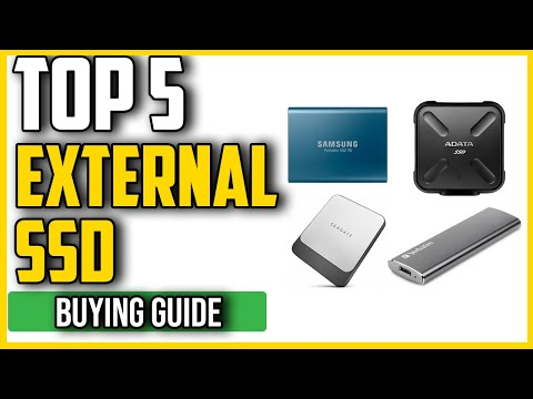 ✅ Top Best External SSD In 2020 – Ultimate Buying Guide