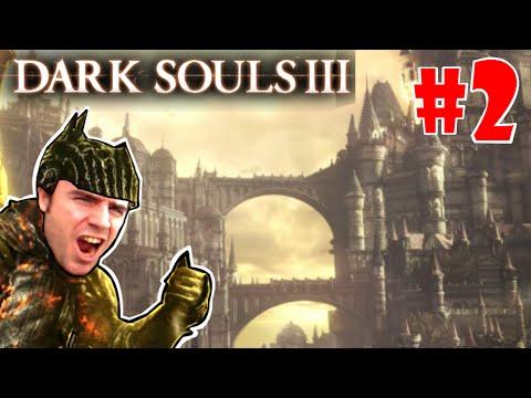 Dark Souls 3 gameplay: GRAN MURO DE LOTHRIC - Incluye boss épico! EP.2