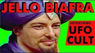 JELLO BIAFRA interviews the UFO cult UNARIUS