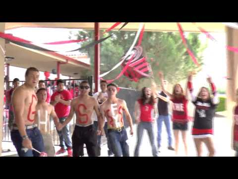 Gustine High School Lip Dub 2015