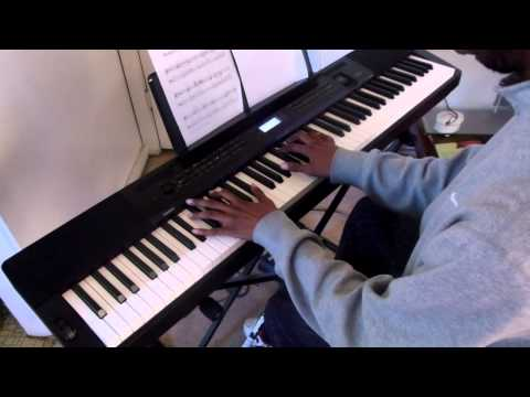 "Casio PX-350 Audio Quality Test | ""Evolution"" - David L Sumner"