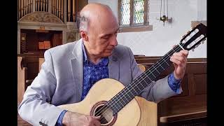 Inspector Morse theme - Carlos Bonell, guitar