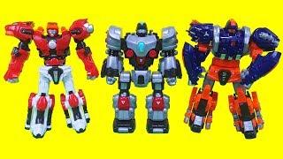메탈리온 장난감 원터치 오토체인저 허리케인 에어로 이클립스 고스트  우르사 변신 로봇 장난감